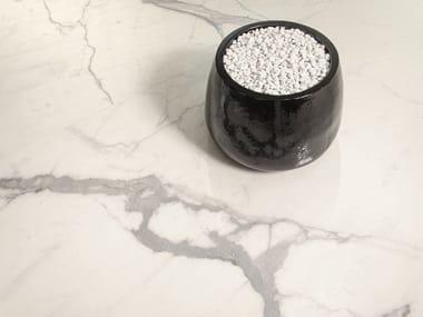 Pavimento effetto marmo ULTRA MARMI - STATUARIO ALTISSIMO