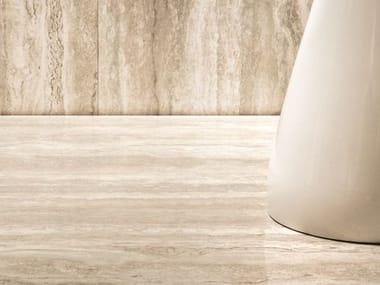 Pavimento/rivestimento effetto marmo ULTRA MARMI - TRAVERTINO SANTA CATERINA