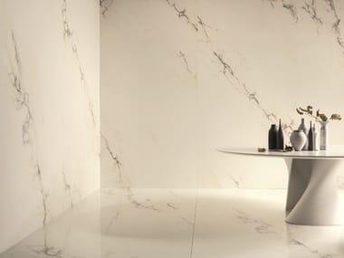 Pavimento/rivestimento effetto marmo ULTRA MARMI - PAONAZZETTO S