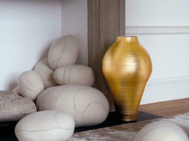 Vaso in ceramica GOLD | Vaso