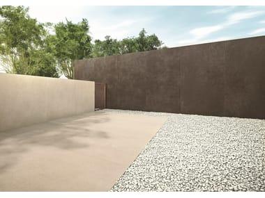 Pavimento effetto cemento ULTRA iCementi - BRONZE