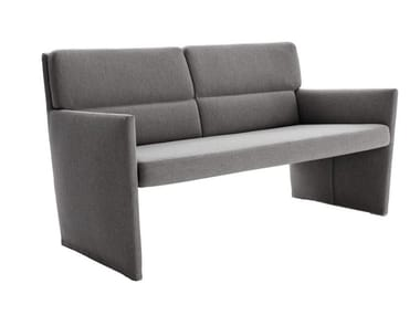 2 seater fabric sofa POSA | Sofa