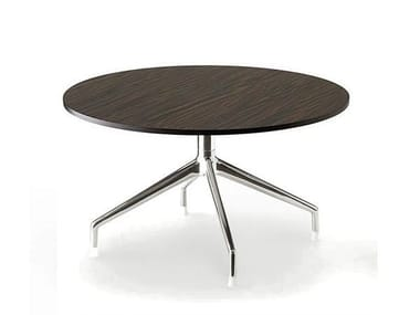 Round bistro side table SINA | Coffee table