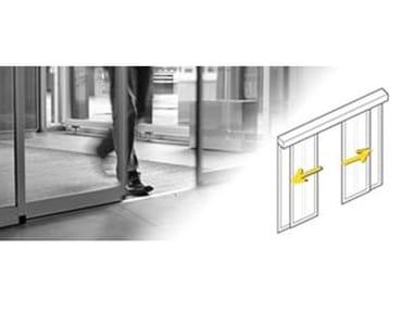 Automated sliding-door system STANDARD SLX-M