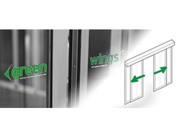 Automatic sliding door drive unit BASIC SLA/SLX