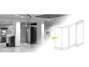 Automatic sliding wall system STW WK2