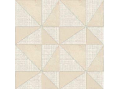 Glazed stoneware wall/floor tiles AZULEJ BIANCO GIRA