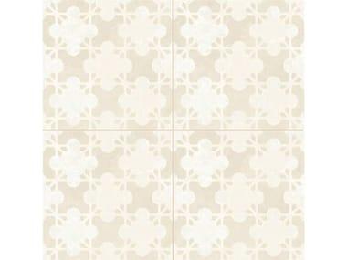 Glazed stoneware wall/floor tiles AZULEJ BIANCO ESTRELA