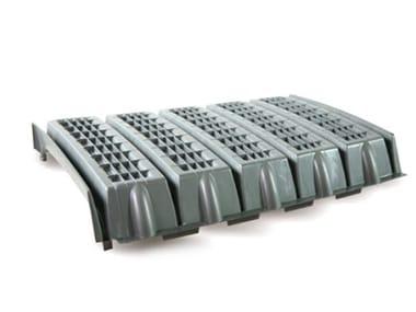 Formwork panel and lightening element for floor slab SOLAIO SVELTO