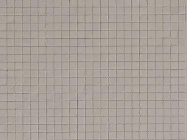 Mosaico in gres porcellanato TEKNOTESSERE CEMENTO