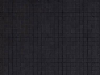 Mosaico in gres porcellanato TEKNOTESSERE NERO