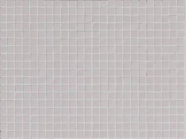 Mosaico in gres porcellanato TEKNOTESSERE BIANCO