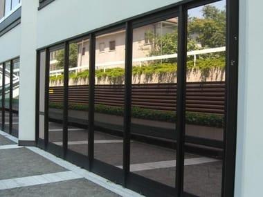 Solar control window film XTRAZONE SOLAR BRONZE ™
