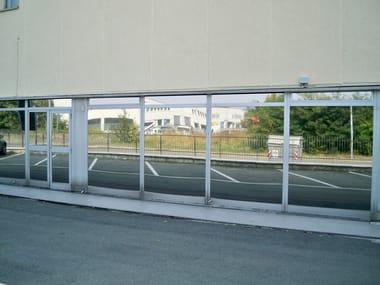 Scratch-resistant solar control window film XTRAZONE TITAN ™