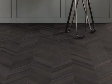 Porcelain stoneware wall/floor tiles MEWS SOOT