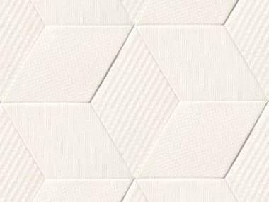 Pavimento/rivestimento in gres porcellanato per interni TEX WHITE