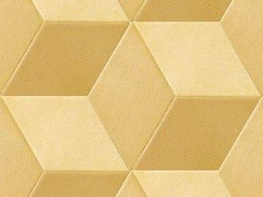 Pavimento/rivestimento in gres porcellanato per interni TEX YELLOW