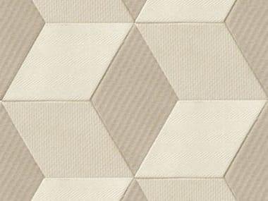 Pavimento/rivestimento in gres porcellanato per interni TEX CREAM