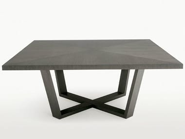 Square Wooden Table XILOS | Square Table
