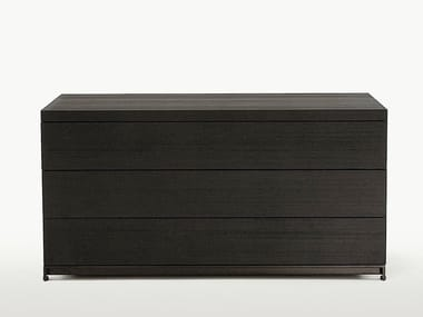 Wooden chest of drawers MIDA | Chest of drawers