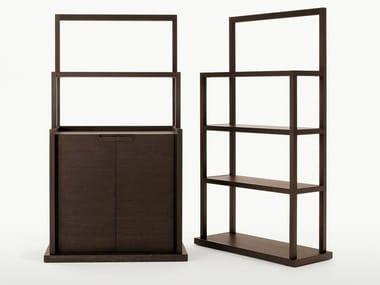 Wooden bookcase INCIPIT   Bookcase