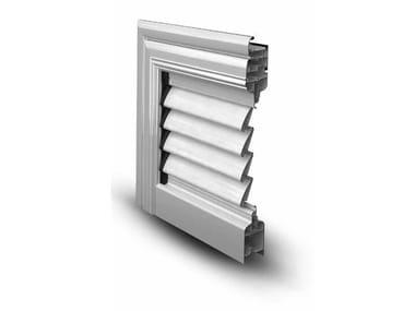Aluminium shutter PLANET 45   Aluminium shutter
