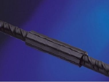 Metal joint for tubular structure BARGRIP GS