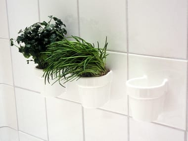 Ceramic cup tile for DTILE system DTILE | cup tile