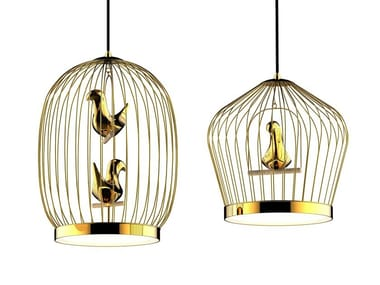 LED pendant lamp TWEE T | Pendant lamp