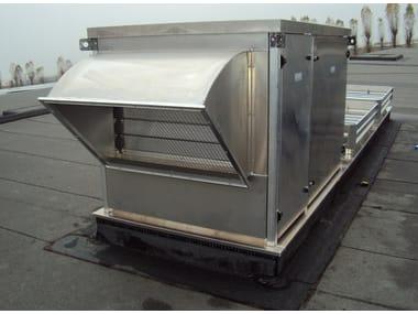 Built-in air treatment unit LTV