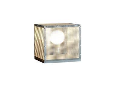 Lampada da tavolo in alluminio CAGE | Lampada da tavolo