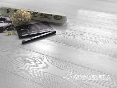 Brushed oak parquet NEVE