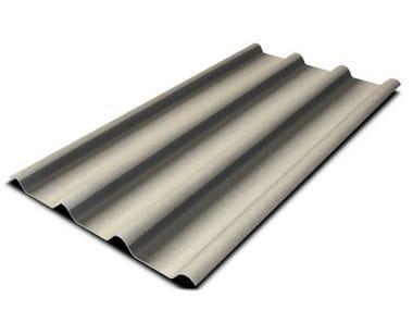 Lastra in PVA cemento per soffittature DOLMEN - DOLMEN COLORE