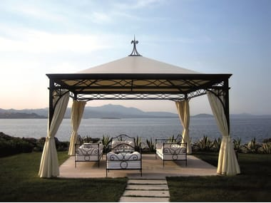 Iron gazebo MALATESTA | Gazebo