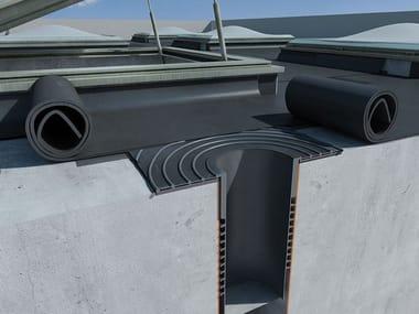 Polymer-bitumen membrane accessories POLYMER-BITUMEN MEMBRANE ACCESSORIES