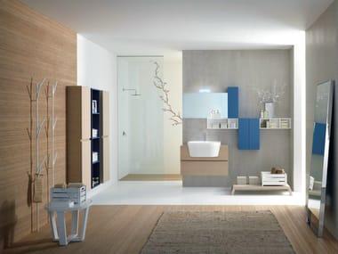 Salle de bains complète CANESTRO - COMPOSITION C10