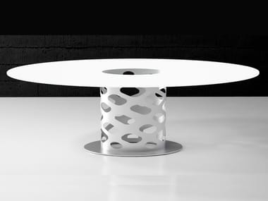 Round dining table WK