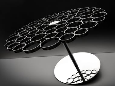 Round coffee table BUBBLE
