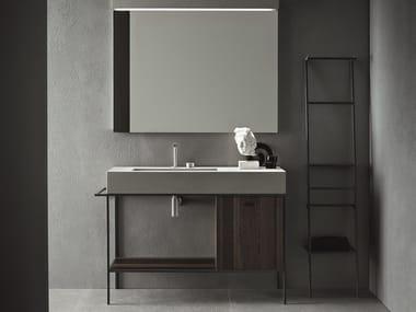 Bathroom furniture set CRAFT - COMPOSITION N03