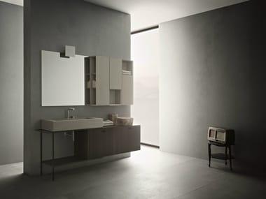 Bathroom furniture set CRAFT - COMPOSITION N05