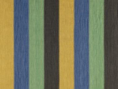 Striped upholstery fabric MACEDONIA