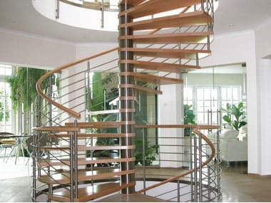 Helical Spiral staircase 73 | Spiral staircase