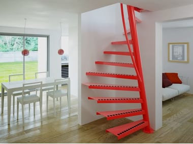 Space-saving staircase