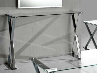Rectangular console table ICS | Console table