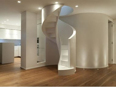 Spiral staircase Mod. 700 Elicoidale