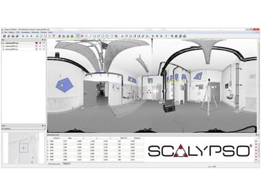 Architectural survey SCALYPSO