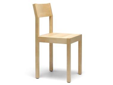 Wooden chair SEMINAR KVT1