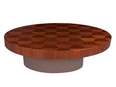 Low oval coffee table DALIAN