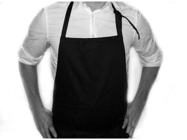 Fabric kitchen apron APRON