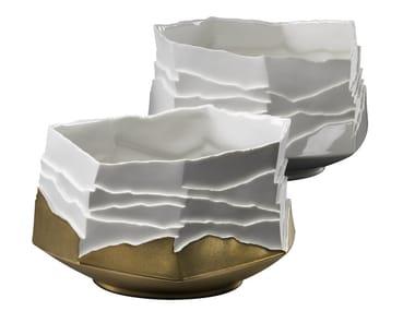 Porcelain serving bowl EROSUM | Serving bowl